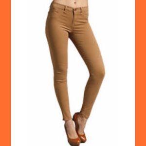 J Brand Skinny Leg Ginger Skinny Pants